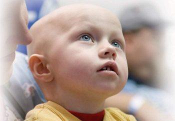 15 лютого – Міжнародний день онкохворої дитини