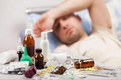 Лекарства против гриппа